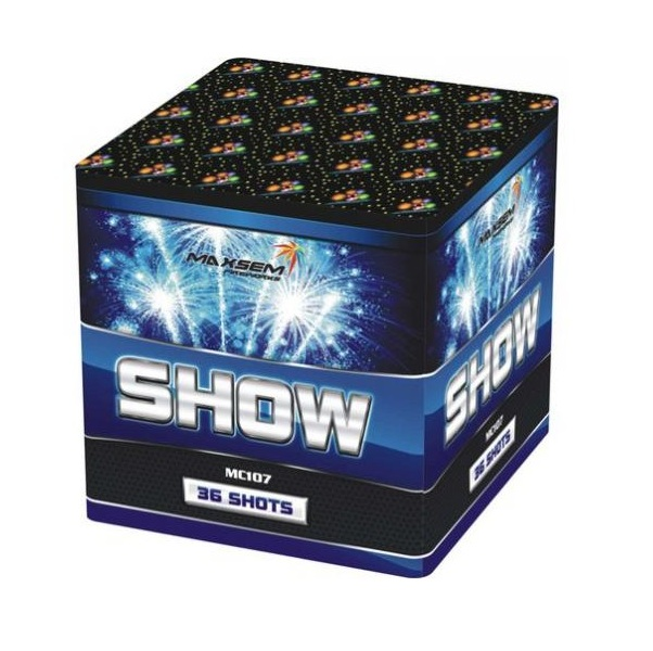 MC107 Батареи салютов